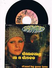 Good (G) Sleeve Grading Disco Pop 45 RPM Vinyl Records