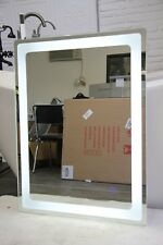 LED Wall Mounted Backlit Vanity Bathroom LED Mirror 24 x 32