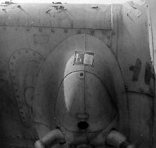WW2 Photo WWII Captured German Luftwaffe Fw190 Bomb Rack World War Two / 6134
