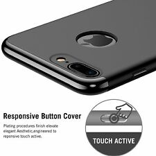For iPhone X 6 6S 7 8 iPhone8 Plus Case Ultra Slim Hybrid Protective Hard Cover
