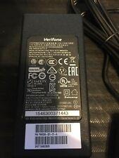 VeriFone Credit Card Machine Ac Adapter 9.3V 4A Sm09003A Pwr258-001-01-A Look
