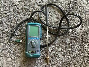 KANE 455 FLUE GAS ANALYSER
