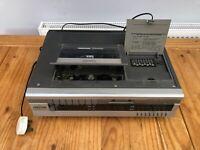Classic Ferguson Videostar 3V29 Video Recorder - VHS VCR Toploader
