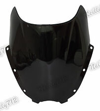 Double Bubble Windscreen Windshield Smoke For HYOSUNG ATK UM KASINSKI 250R 650R
