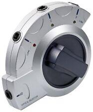 Toslink Conmutador óptico 1x IN / 2x Out digital #J465