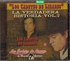 Los Cadetes de Linares y Los Cadetes de Linares de Homero Guerrero Vol 2  Nuevo