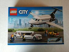 Lego 60102 - Service VIP de L aeroport City