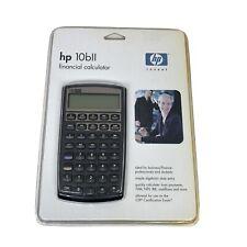 Hewlett Packard Hp 10Bii Financial Calculator Business Students Algebraic Data