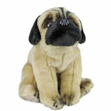 Faithful Friends Pug Dog 24cm Soft Plush Toy