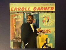 ERROLL GARNER~paris impressions COLUMBIA 1958 all ORIGINAL Early Press 2B/1B Vg+