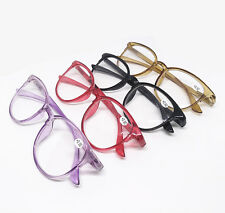 Fashion Round Frame Multicolor Jelly Colors Reading Glasses Readers+0.5 0.75~4.0