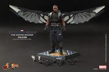 Hot Toys 1/6 Marvel Captain America Mms245 Falcon Samuel Wilson Action Figure