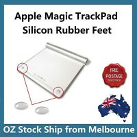 2 Replacement Feet For Apple Magic Trackpad Wireless Touchpad Foot Rubber iMac