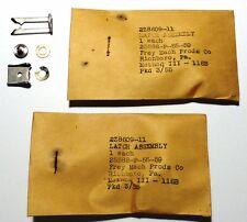 2 Snapslide ass'y 2Z8609-11 Signal-Corps BC191,312,314,... NOS NIB rare
