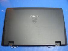 "Asus ROG G73JW-XT1 17.3"" Genuine Laptop Back Cover w/Front Bezel 13N0-JEA0201 #1"