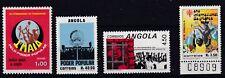 Angola lot of 4 MNH