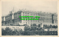R016740 Madrid. Palacio Real. Hauser y Menet. B. Hopkins