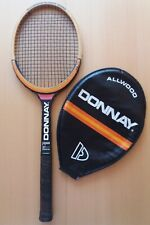 Tennis Racquet Donnay Allwood Bjorn Borg with case