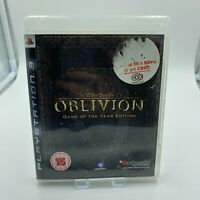 The Elder Scrolls IV: Oblivion Game of the Year Edition Sony PlayStation 3 PS3