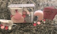 Pamper Hamper Gift Case Bath & Body Gift For Her Valentines Mothers Day Birthday