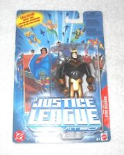 Booster Gold - Justice League Unlimited - MOC 100% complete (Mattel)
