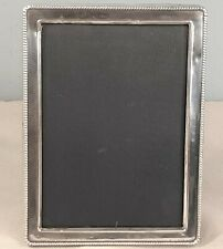 Sterling Silver Photo/Picture Frame by Carrs of Sheffield, Hallmarked 1991