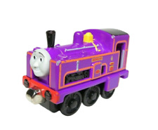 CULDEE ~ Thomas & Friends Take Play Along Diecast Train Engine #4 Double Face