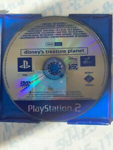 Disney's Treasure Planet -Promo - Full Game - Sony Ps2 - Playstation 2 - UK PAL