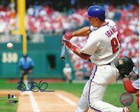 Raul Ibanez 2009 Philadelphia Phillies All-Star Autographed 8x10 Photo COA