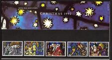 Go 1992 Noël: vitraux présentation pack no 232