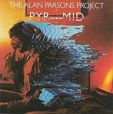 Pyramid by The Alan Parsons Project/Alan Parsons (CD, Arista)
