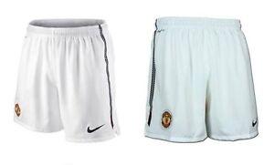 Original FC Manchester United NIKE Home Heim Junior-Kinder-Shorts Hose Short NEU