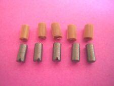 Märklin 5x Bürstenpaar E 600300 Kohle + Bürste Orginal Ersatzteil NEU