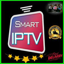 IP TV 12 mois ABONNEMENT, Smart TV, Smarters Pro, Box, MAG, m3u +70000 Chaînes