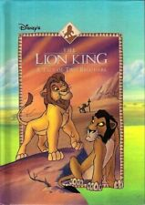 A Tale of Two Brothers (Disney's The Lion King) by Alex Simmons; Illustrator-Den