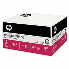 HP Papers MultiPurpose20 Paper, 96 Bright, 20lb, 8.5 x 11 112530