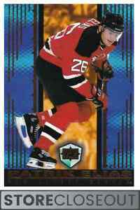 1998-99 Pacific Dynagon Ice #109 Patrik Elias New Jersey Devils