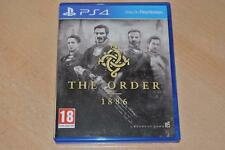 The Order 1886 PS4 Playstation 4 **FREE UK POSTAGE**