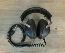 Vintage Marantz SD-5 Stereo Headphones HiFi Dynamic Good Working Order USED