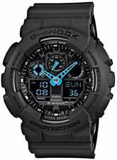 Casio GA-100C-8A G-Shock Grey Digital Dial Resin Men's Watch