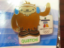 LOT of 12 PINS - Vancouver 2010 Olympics - Quatchi Mascot Pin