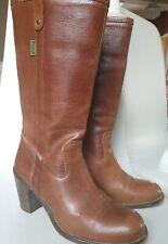 Dakota Boots STIEFELETTE STIEFEL 40 wie Neu cognac Leder Np169€ damen