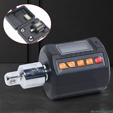 Digital Display Torque Meter Electronic Torque Wrench Adaptor High Precision New