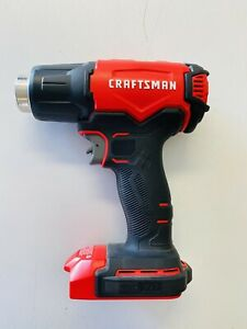 Craftsman Cordless 950 Degree Head Gun, CMCE530 NEW NO BOX FREE SHIPPING !