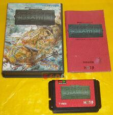 STEEL EMPIRE Koutetsu Teikoku (T-28033) Mega Drive Japanese Version »»» COMPLETO