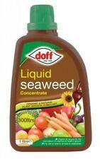 Doff Liquid Seaweed Concentrate Organic Plant Food  Feed 1L NEW