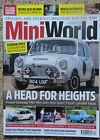 Mini World Magazine - December 2017 - Classic - Seat Retrim - Mk3 Riley Elf