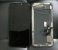 OEM Original Apple iPhone X Black OLED Digitizer Display Touch Screen - GRADE A