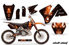 KTM 2001-2002 EXC 200/250/300/350/400/520 and MXC 200/300 GRAPHICS KIT SCONPR