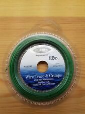 Fishing Trace Wire.10 Meters of 88lb (40kg) + Crimps & 2 Free Gifts(Worth £3+)